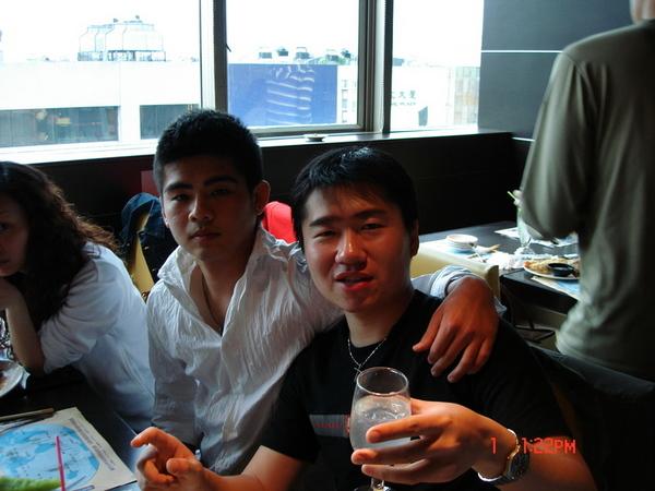 范大爺&Jason