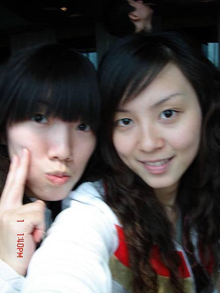 可愛的姊妹淘~Q唷!
