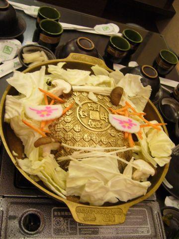 韓式銅板燒鍋
