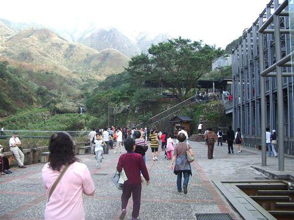 金瓜石博物館~人潮
