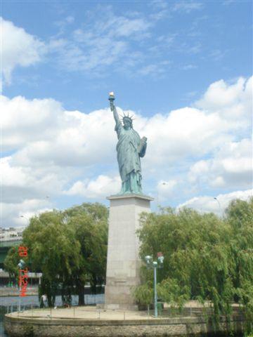 法國自由女神像