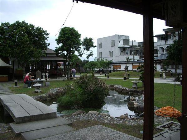 慶修院園景