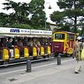 搭小火車到比薩斜塔1.JPG