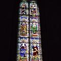 佛羅倫斯-聖母百花教堂之彩繪玻璃.JPG