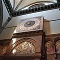 聖米百花教堂內的鐘飾.JPG