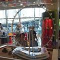 摩天輪紀念品販售中心