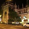 ZAM ZAM餐廳對面的清真寺