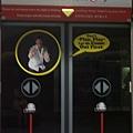 MRT內有趣的宣傳品