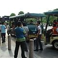 Sentosa的遊園車