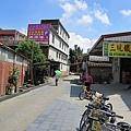 三坑老街入口