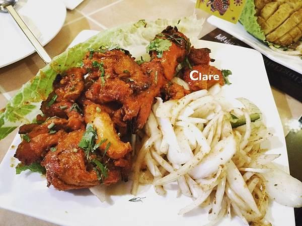 瑪哈印度餐廳_招牌坦都雞肉塊.jpg