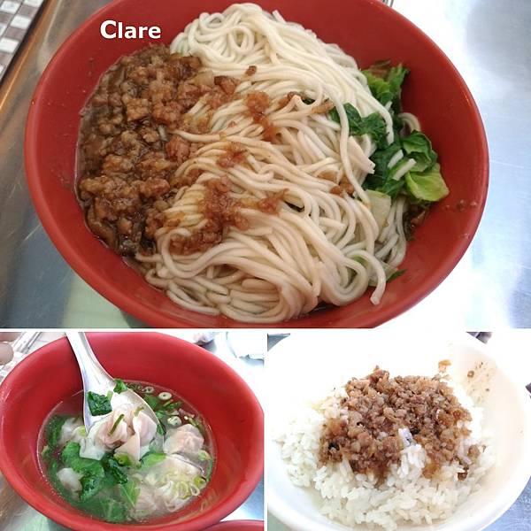 東門圓環頂陽春麵(五妃店)-肉燥乾麵、餛飩湯、肉燥飯.jpg