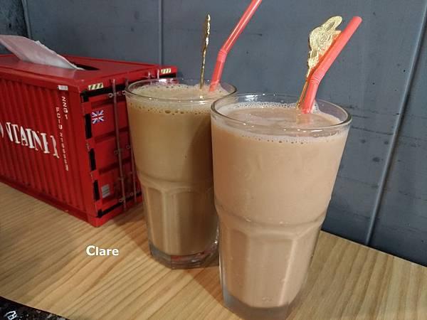 貞娘娘越式料理_飲料。煉奶越南咖啡%26;泰式奶茶1.jpg