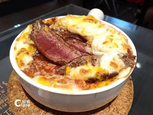 銘洋家創意洋食_茄汁牛排燉飯+焗烤2.jpg