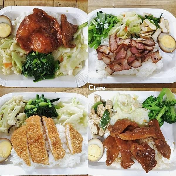 青鳥屋快餐-烤雞腿飯、烤鹹豬肉飯、檸檬雞排飯、滷排骨飯.jpg