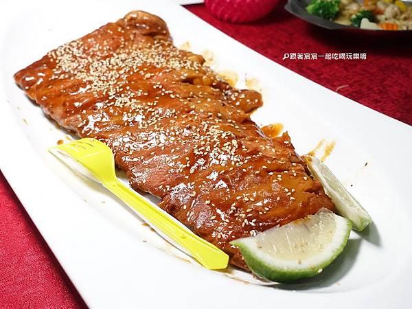 2019台南美食公益辦桌-阿翰上菜-《豬肋排》.JPG