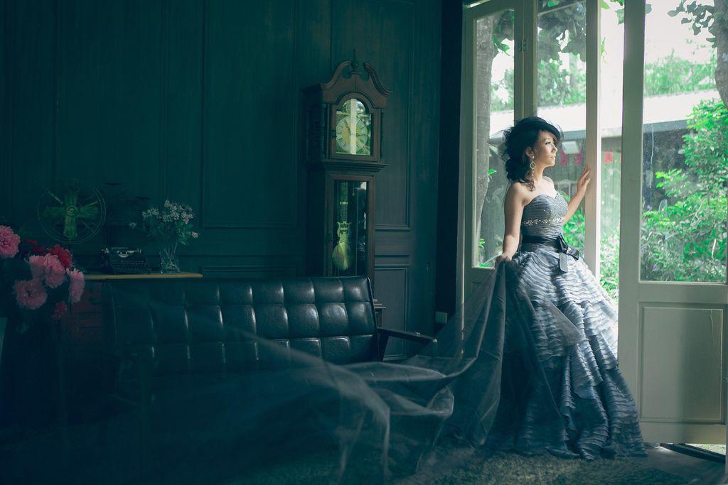 韓風婚紗照