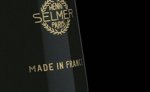 法國Henri Selmer的Logo