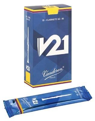 Vandoren Newest clarinet reed V21