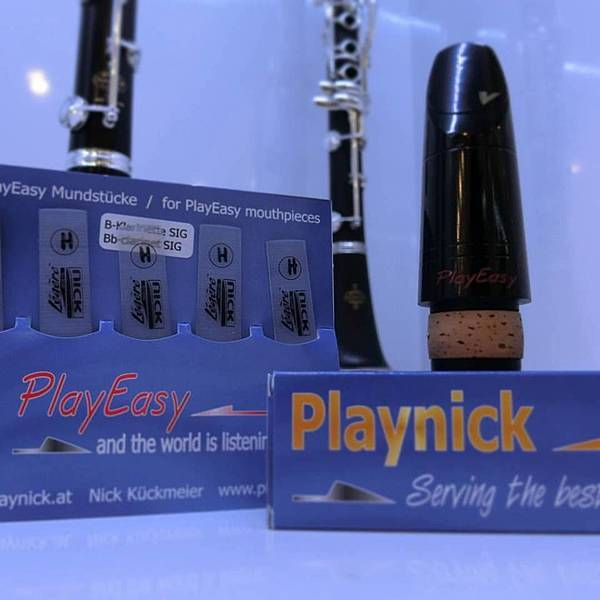 Playnick clarinet mouthpiece