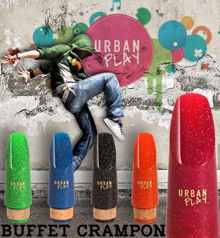 Urban Play也有系列彩色吹嘴