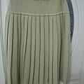 高中數學老師送我的毛料裙