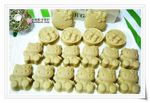 第三批母乳皂純橄欖油皂