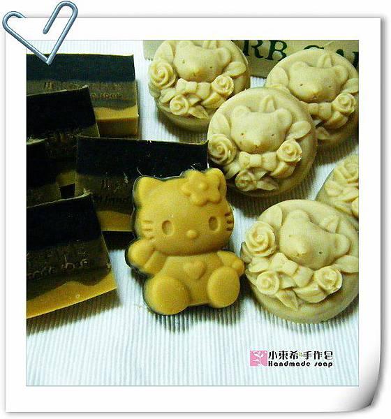 三色天然寶貝皂600g燕麥乳油木寶貝皂600g