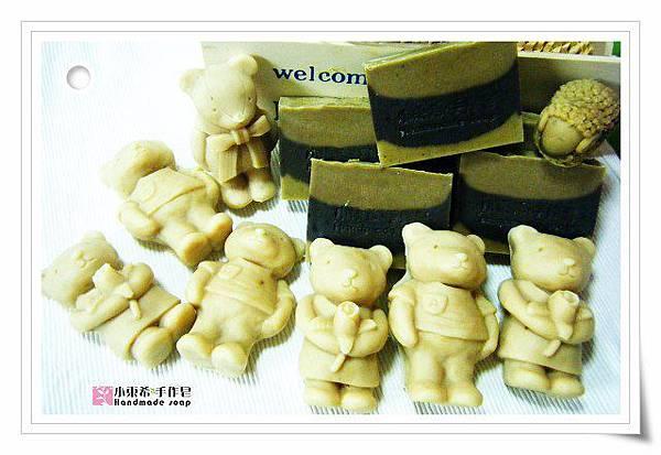薏仁白晳乳皂600g三色天然寶貝皂600g