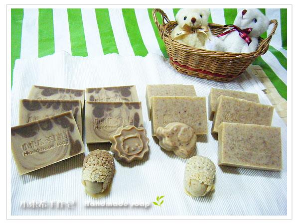 冬季可可潤膚寶貝皂600g 榛果嫩白洗面皂.綠豆600g