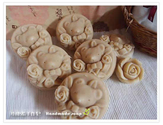 玫瑰杏桃嫩白皂        600g
