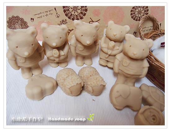 薏仁白晳乳皂 600g