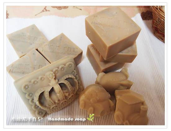 綠石泥乳皂       600g