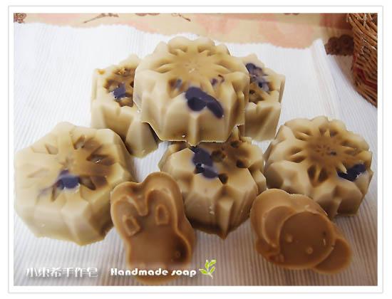 榛果胭脂樹護膚皂 600g