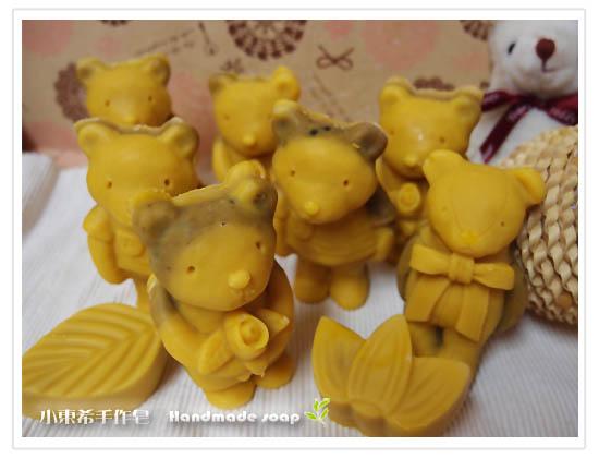 香茅艾草平安皂600g
