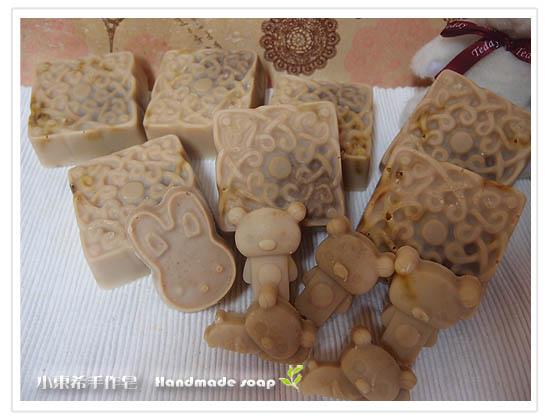 金盞花修護寶貝皂600