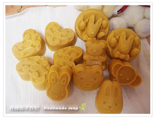 胡蘿蔔修護寶貝皂600g