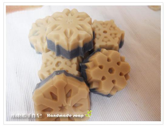 葡萄籽清爽皂600g