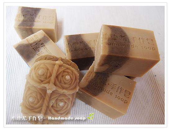 玫瑰香氛保溼皂600g
