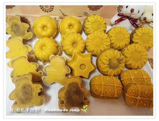 香茅艾草平安皂1800g