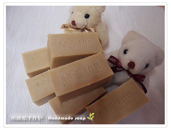 天然左手香乳皂600g