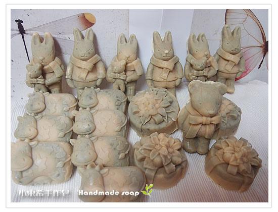 綠石泥乳皂1200g750元