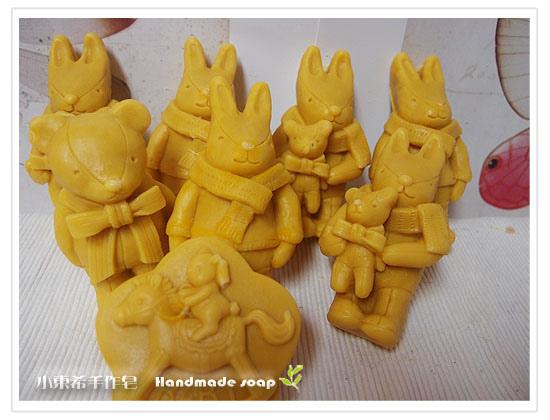 胡蘿蔔修護寶貝皂600g650元