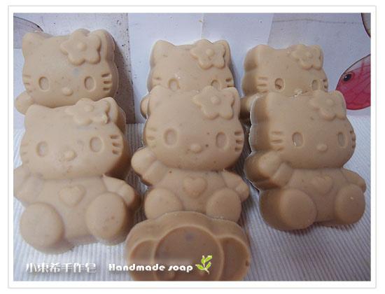 燕麥乳油木寶貝皂600克