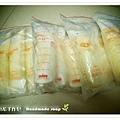 母乳含袋總重約:4370G