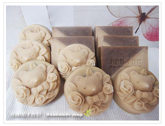 玫瑰香氛保濕皂1200g,
