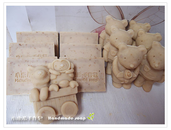 燕麥乳油木寶貝皂1200g