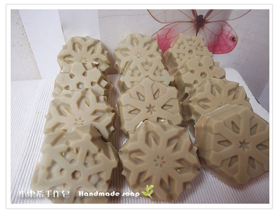 綠石泥乳皂