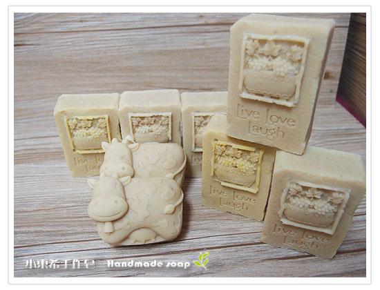 燕麥乳油寶貝皂600g