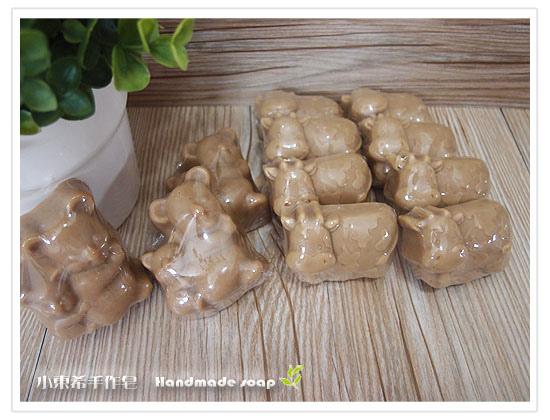 抹草芙蓉淨身皂600g